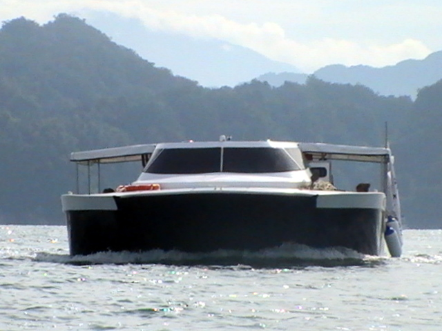 Samurai 40 Catamaran