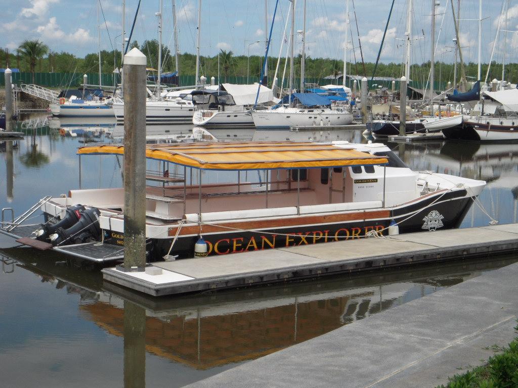 new boat ocean explore 40